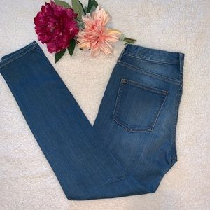GAP High Rise Skinny Jeans SZ 28